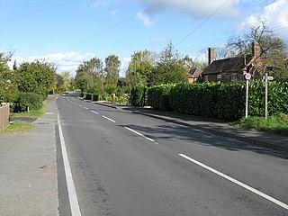 Tibberton, Worcestershire village in United Kingdom
