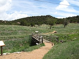 Tijeras Pueblo Archeological Site, Tijeras NM.jpg
