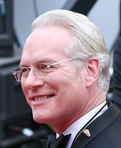 Gunn in 2010, at the 81st Academy Awards