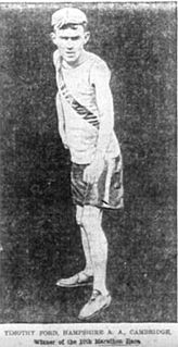 Timothy Ford American long-distance runner