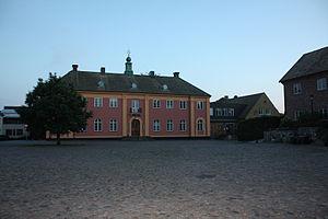 Ängelholm - Ängelholm old courthouse