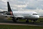 Titan Airways, Airbus A320-233, G-POWI (25327987916).jpg