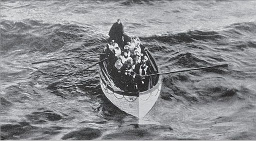Titanic lifeboat number 6