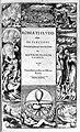 "Title page ""Philosophia sacra..."", Fludd, 1626 Wellcome L0016136.jpg"