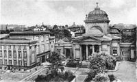 Great Synagogue in Warsaw in 1939