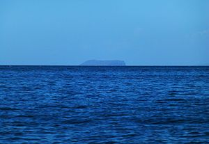 Patos Island (Venezuela) - Patos Island, as seen from the north-east