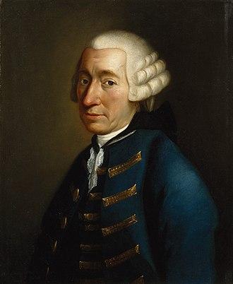 Tobias Smollett - Image: Tobias Smollett c 1770
