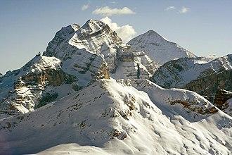 Dolomites - Tofana Group