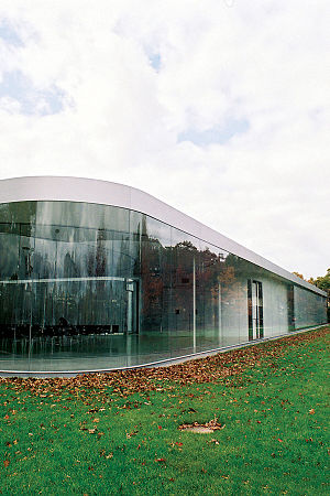Toledo Museum of Art - Image: Toledo Glass Pavillion