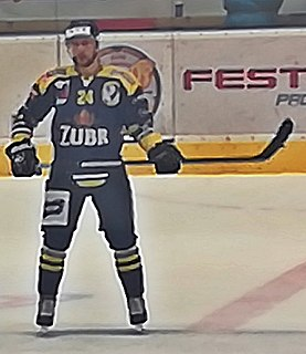 Tomáš Doležal Czech ice hockey player