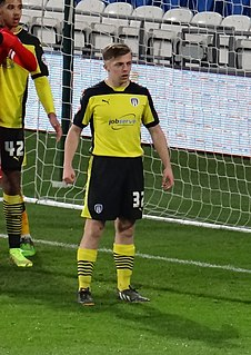 Tom Lapslie English footballer