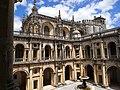 Tomar, Convento de Cristo, Claustro de D. João III (39).jpg