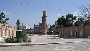 Khoy - Tomb of Shams Tabrizi 9