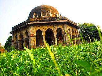 Sikandar Lodi - Sikandar Lodi's tomb