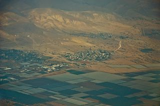 Tomer Place in Judea and Samaria Area