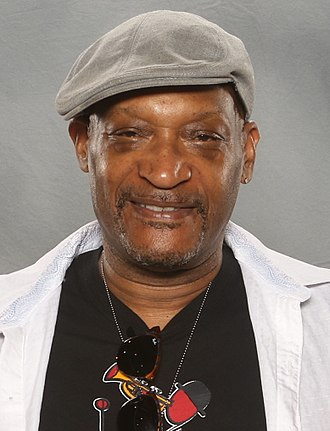 Tony Todd - Todd at the 2017 Florida SuperCon