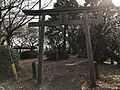Torii of Kotohira Shrine near Hama-Shozumachi Hama-Kanayamachi Area.jpg