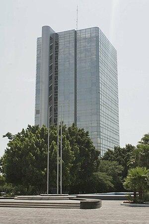 Ciudad Victoria - Image: Torre Gubernamental