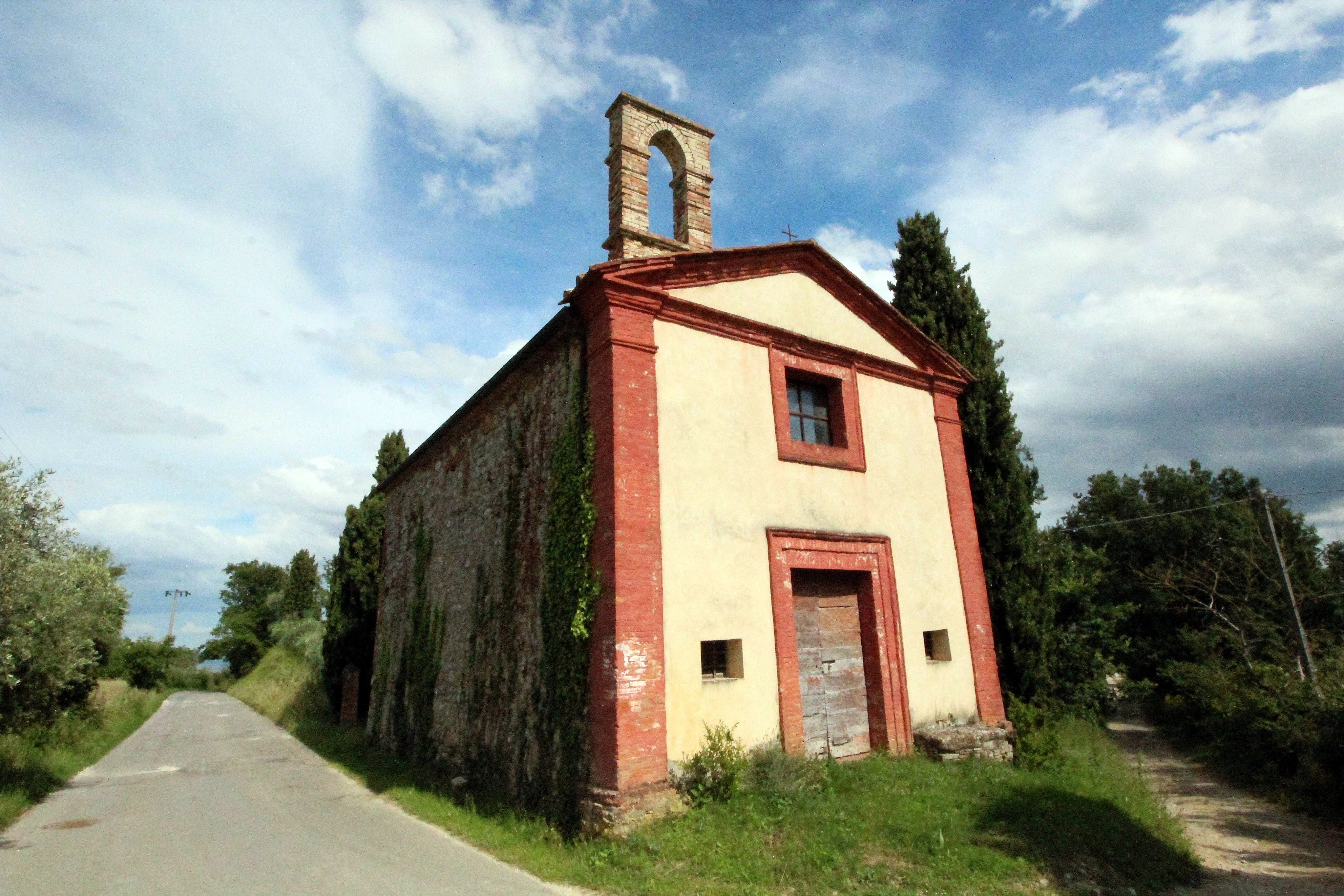 Montefollonico, Capella Sant'Anna