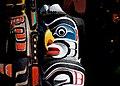 Totem poles Stanley Park Vancouver. (11769583946).jpg