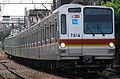 Toukyu touyoko line tokyo Metro 7000 kei.JPG