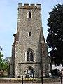 Tower, St. Peter's Church, Maldon - geograph.org.uk - 792004.jpg
