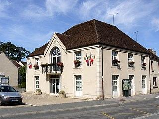 La Houssaye-en-Brie Commune in Île-de-France, France