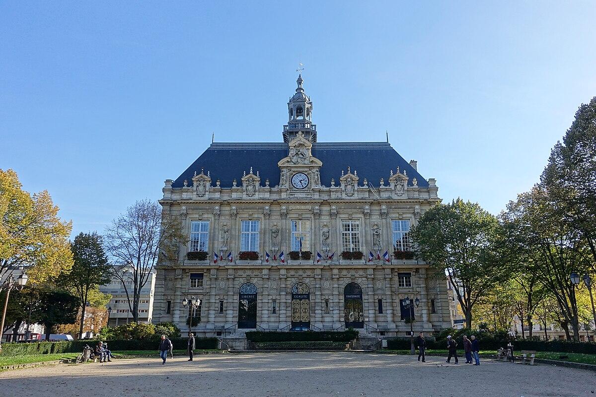 Rue De L Hotel De Ville Lobgwy