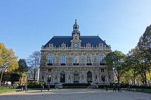 Ivry-sur-Seine - Town hall