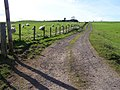 Track to Faulds Farm - geograph.org.uk - 179870.jpg