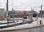 Trains in Riverside Yard (1), December 2017.JPG