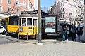 Tramway avenue Almirante Reis Lisbonne 2.jpg