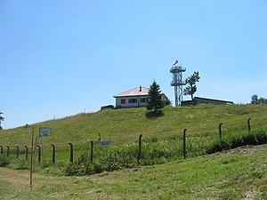Sveta Gera - Military barrack at top of the Sveta Gera mountain