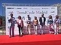 TrendCycle, la pasarela de moda en bicicleta inunda las calles de Madrid (02).jpg