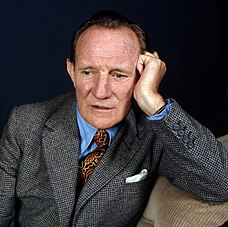 Trevor Howard w 1973 roku