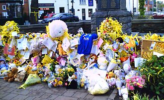 Rothley - Tributes in Rothley on 17 May 2007