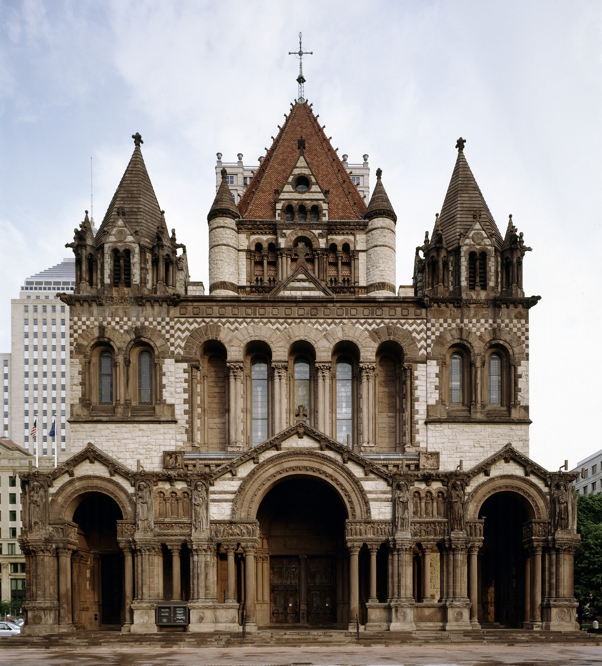 Architecture Buildings In Boston trinity church (boston) - wikipedia
