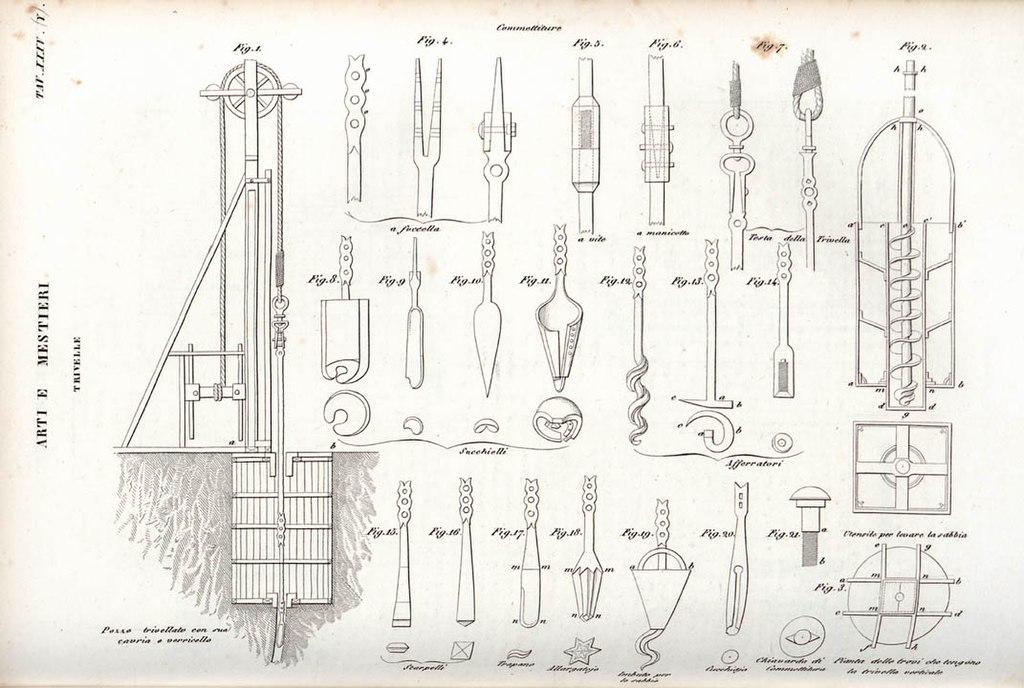 Trivelle 1849