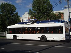 Trolleybus in Homel, Belarus - 001.jpg