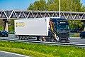 Truck Spotting on the A16 Direction Zwijndrecht 19 04 2019.... Not the Best spot with the Barrier , But better than Nowt . (32701628467).jpg