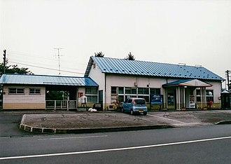 Tsuchizawa Station - Tsuchizawa Station, September 2009