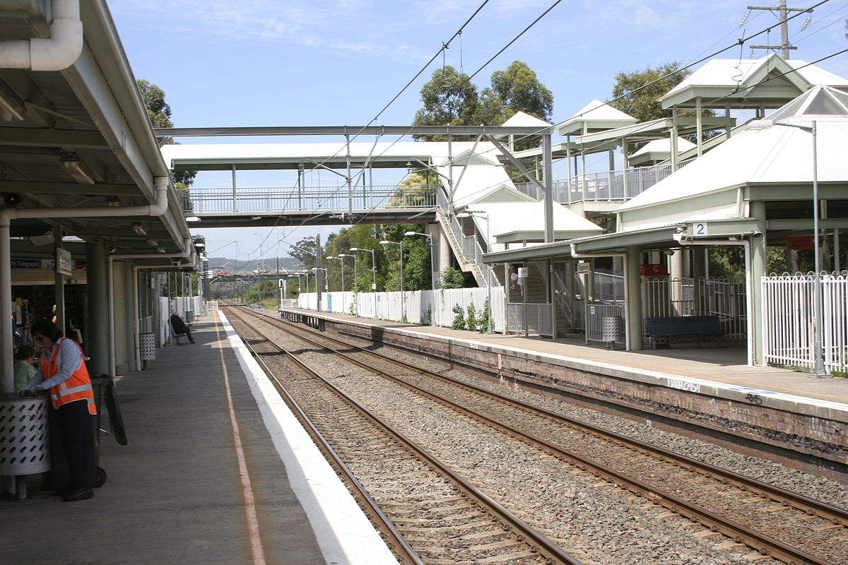 how to catch a train in nsw