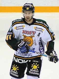 Arto Tukio Finnish ice hockey player
