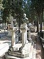 Tumba de Eduardo Sojo, cementerio civil de Madrid 02.jpg