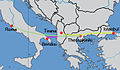 Turkish Airlines Flight 1476 Route.jpg