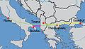 Turkish Airlines Flight 1476 Route.jpg
