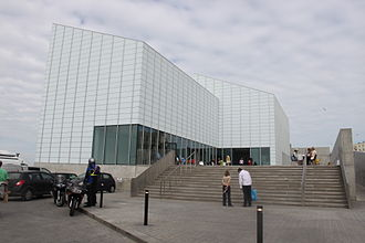 Margate - Turner Contemporary opened in April 2011