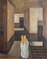 Twee vrouwen in een trappenhuis.jpg