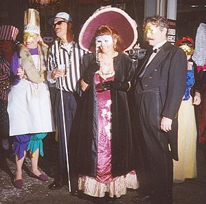 Twelve Days of Christmas - Twelfth Night costumers in New Orleans