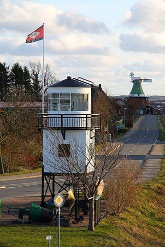 Hollern-Twielenfleth - Old lighthouse
